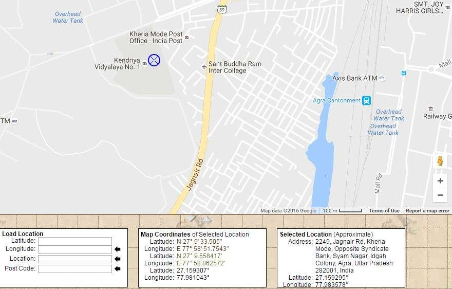 KENDRIYA VIDYALAYA NO 2 GRAND PARADE ROAD AGRA CANTT UTTAR PRADESH 2100002