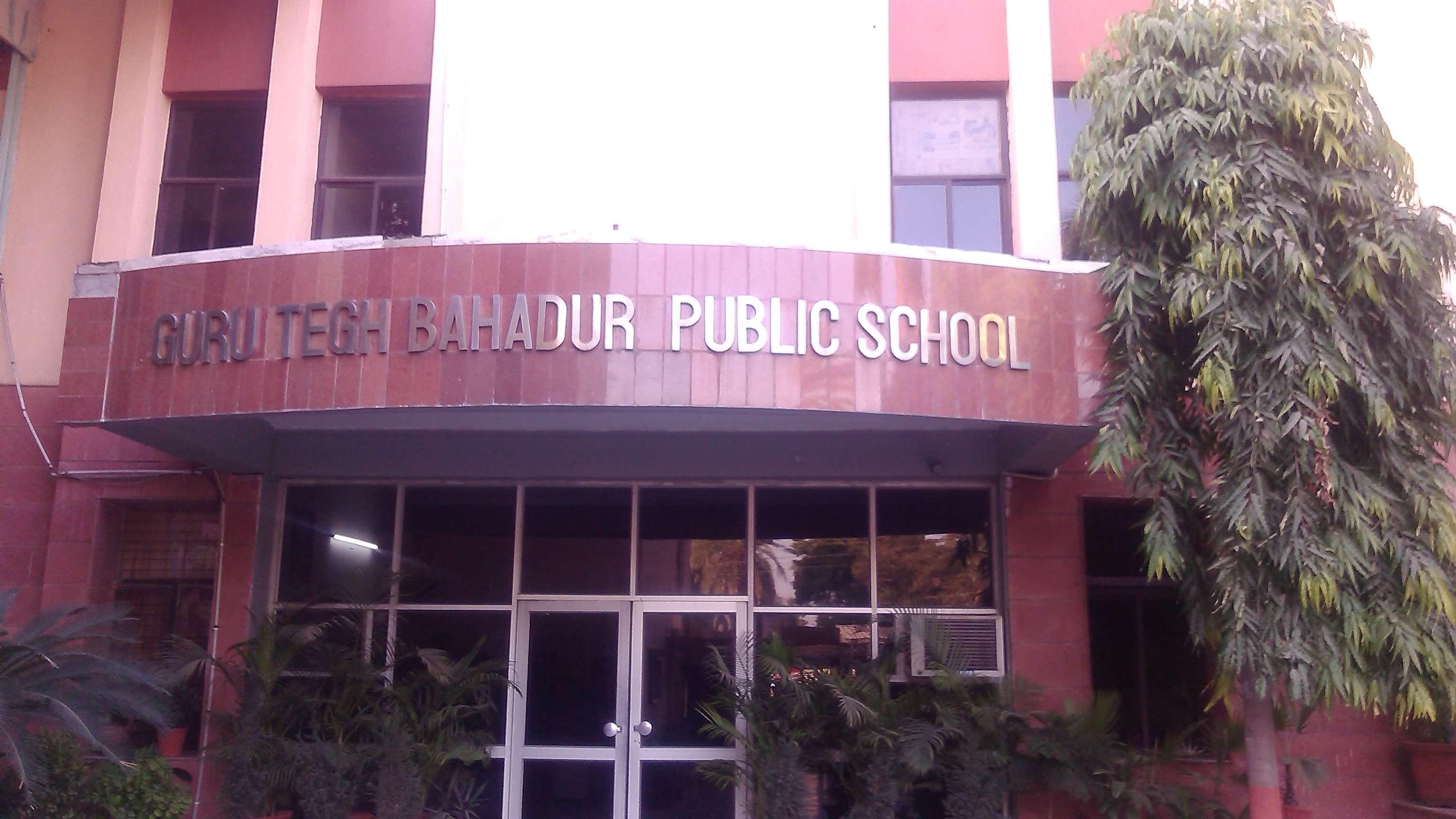 GURU TEGH BAHADUR PUBLIC SCHOOL 227 WEST END ROAD MEERUT CANTT UTTAR PRADESH 2130026