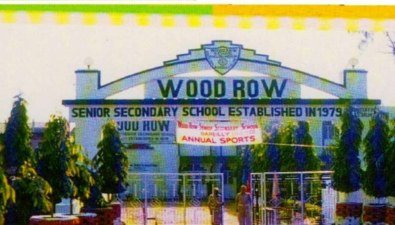 WOOD ROW SCHOOL M 5 35 RAMPUR GARDEN BAREILLY UTTAR PRADESH 2130109