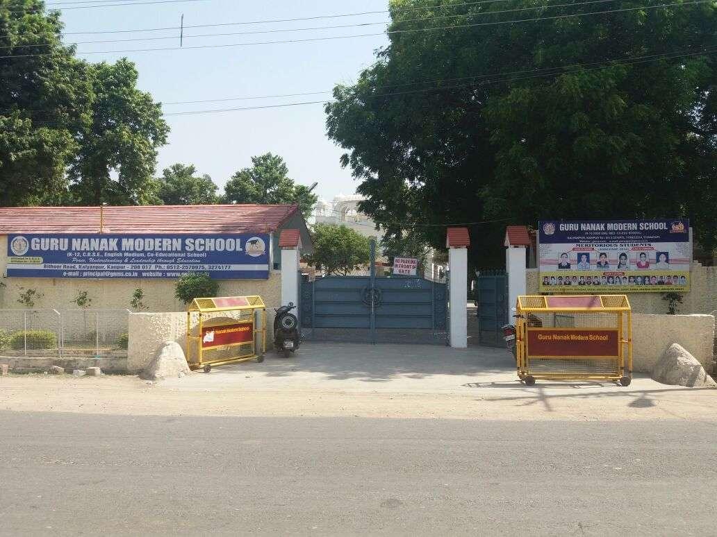 GURU NANAK MODERN SCHOOL BITHOOR ROAD KALYANPUR KANPUR UTTAR PRADESH 2130142