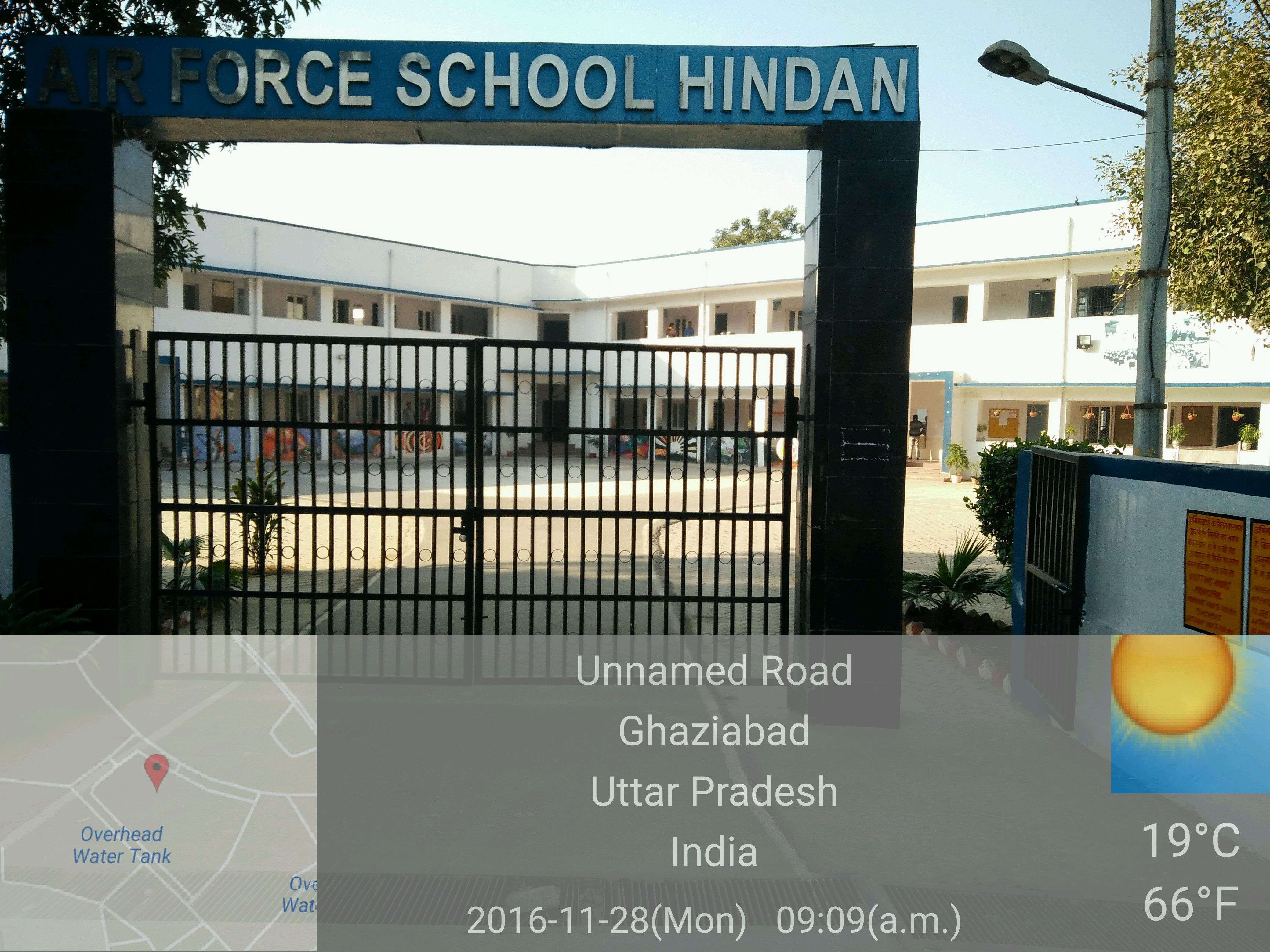 AIR FORCE SCHOOL HINDON GHAZIABAD UTTAR PRADESH 2130119