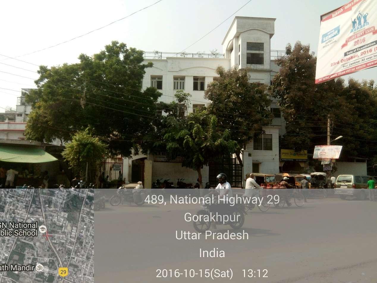 G N NATIONAL PUBLIC SCHOOL GORAKHNATH GORAKHPUR UTTAR PRADESH 2130249