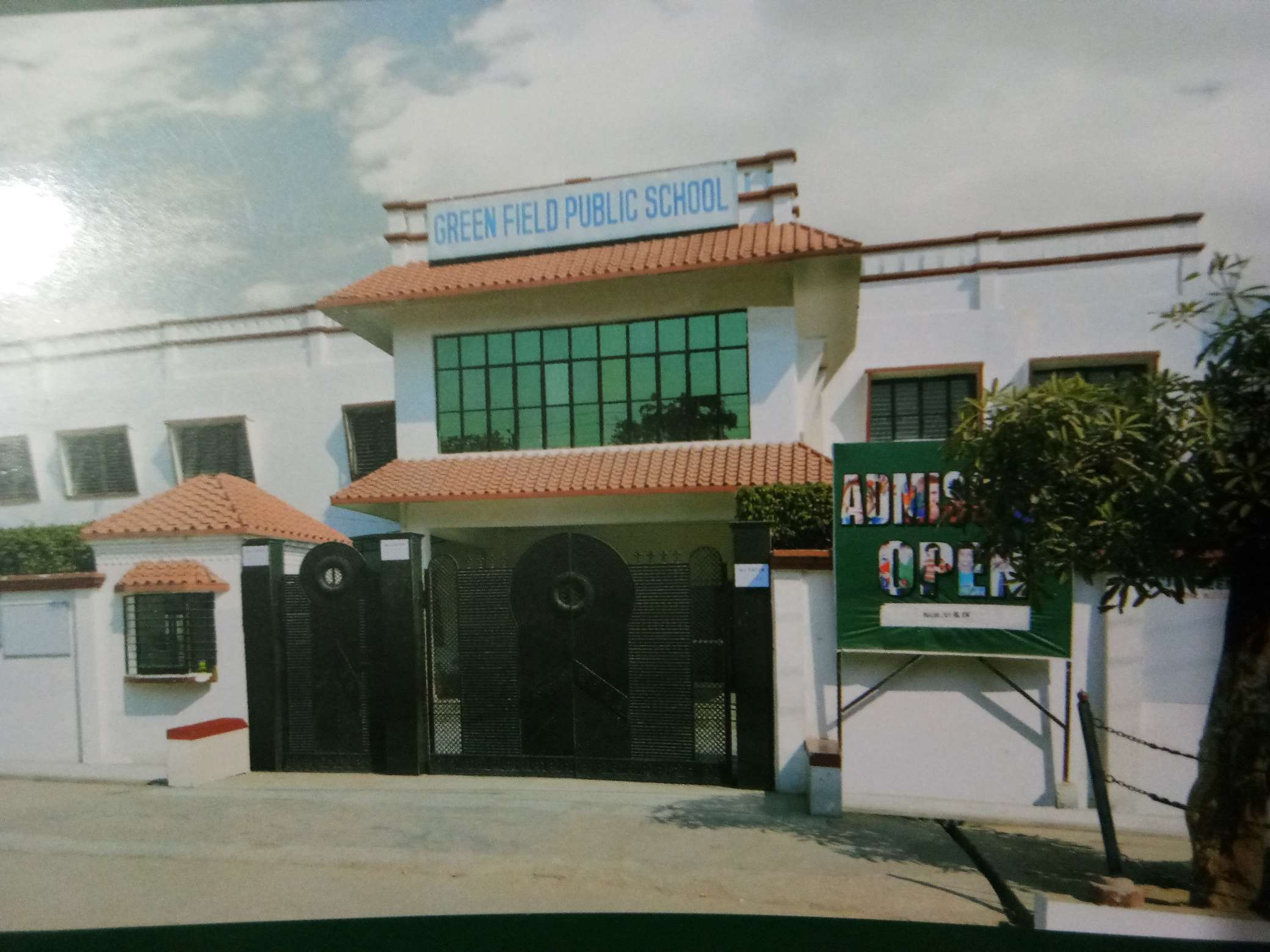 GREEN FIELD PUBLIC SCHOOL SECTOR 23 SANJAY NAGAR GHAZIABAD UTTAR PRADESH 2130252