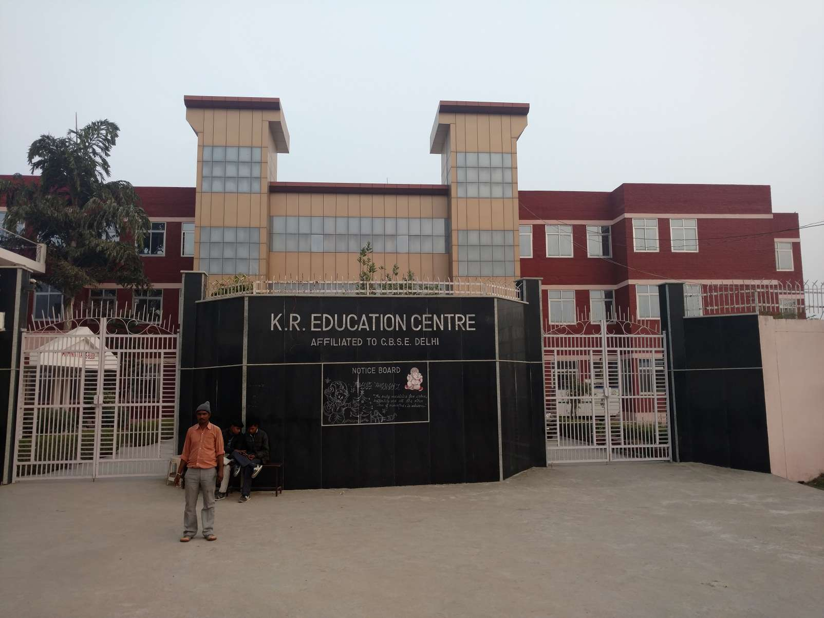 K R EDUCATION CENTRE K R PURAM SANGAWAN ROAD KANPUR UTTAR PRADESH 2130410