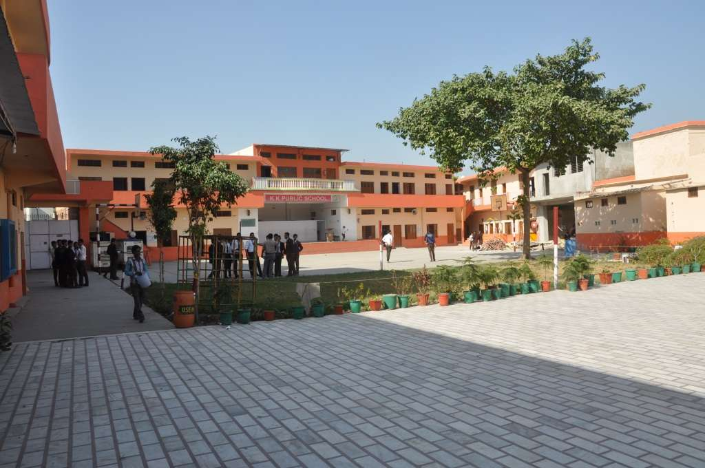 K K PUBLIC SCHOOL SARDHANA DISTRICT MEERUT UTTAR PRADESH 2130413