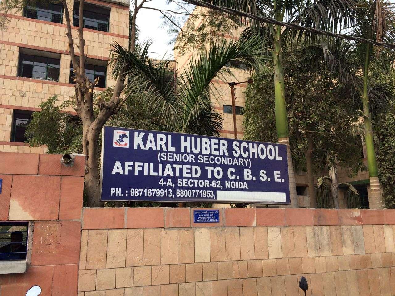 KARL HUBER SCHOOL PLOT NO 4A SECTOR 62 NOIDA UTTAR PRADESH 2130448