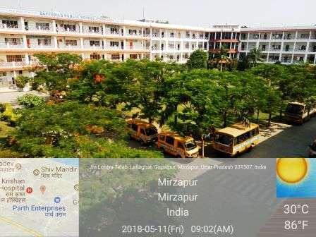 DAFFODILS PUBLIC SCHOOL LOHIA TALAB MIRZAPUR UTTAR PRADESH 2130516