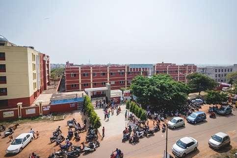 DAV PUB SCHOOL POKHARIPUT OLD TOWN BHUBANESWAR ORISSA 1530065