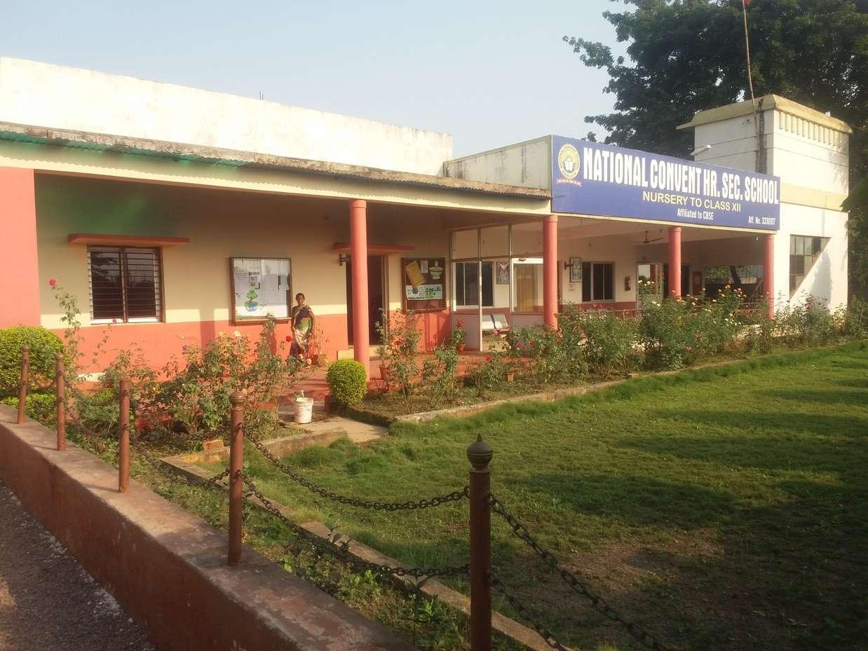 National Convent Hr Sec school Bhilai 3 Umda Road P O Bhilai 3 3330107