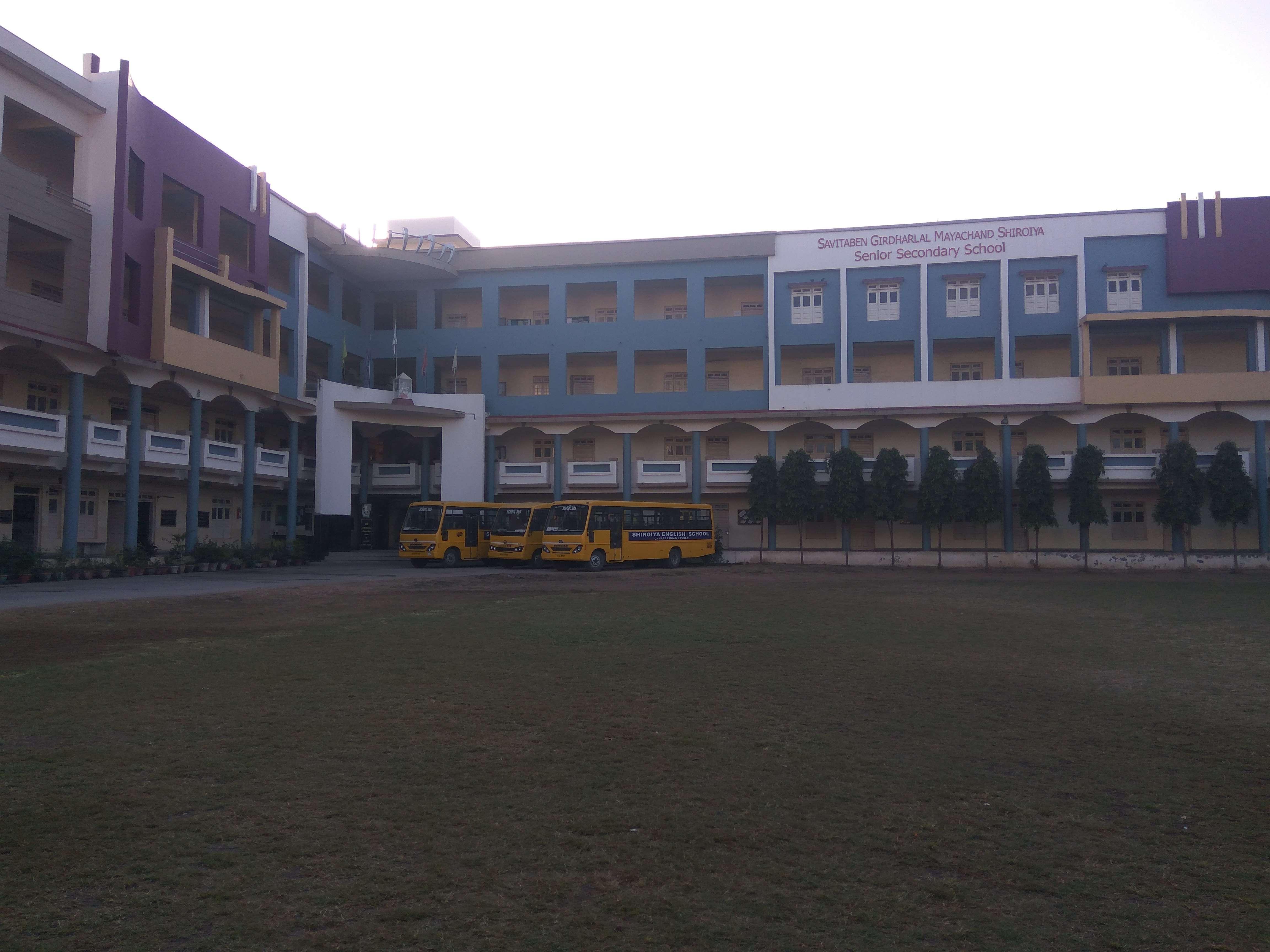 S G M SHIROIYA ENG SCHOOL CHHAPRA ROAD NAVSARI GUJARAT 430055