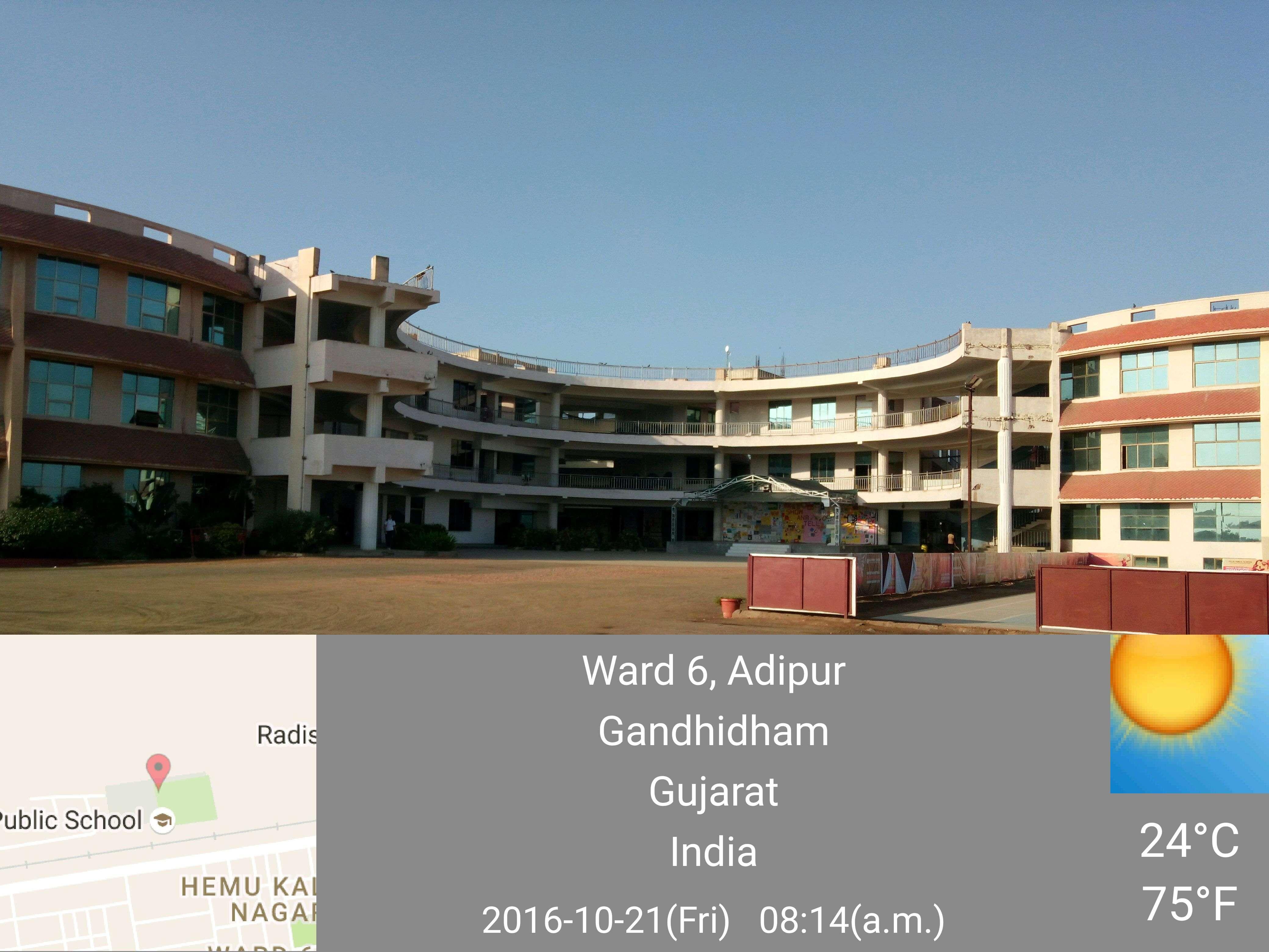 DELHI PUBLIC SCHOOL KUTCH BHUJ GANDHIDHAM GUJARAT 430090