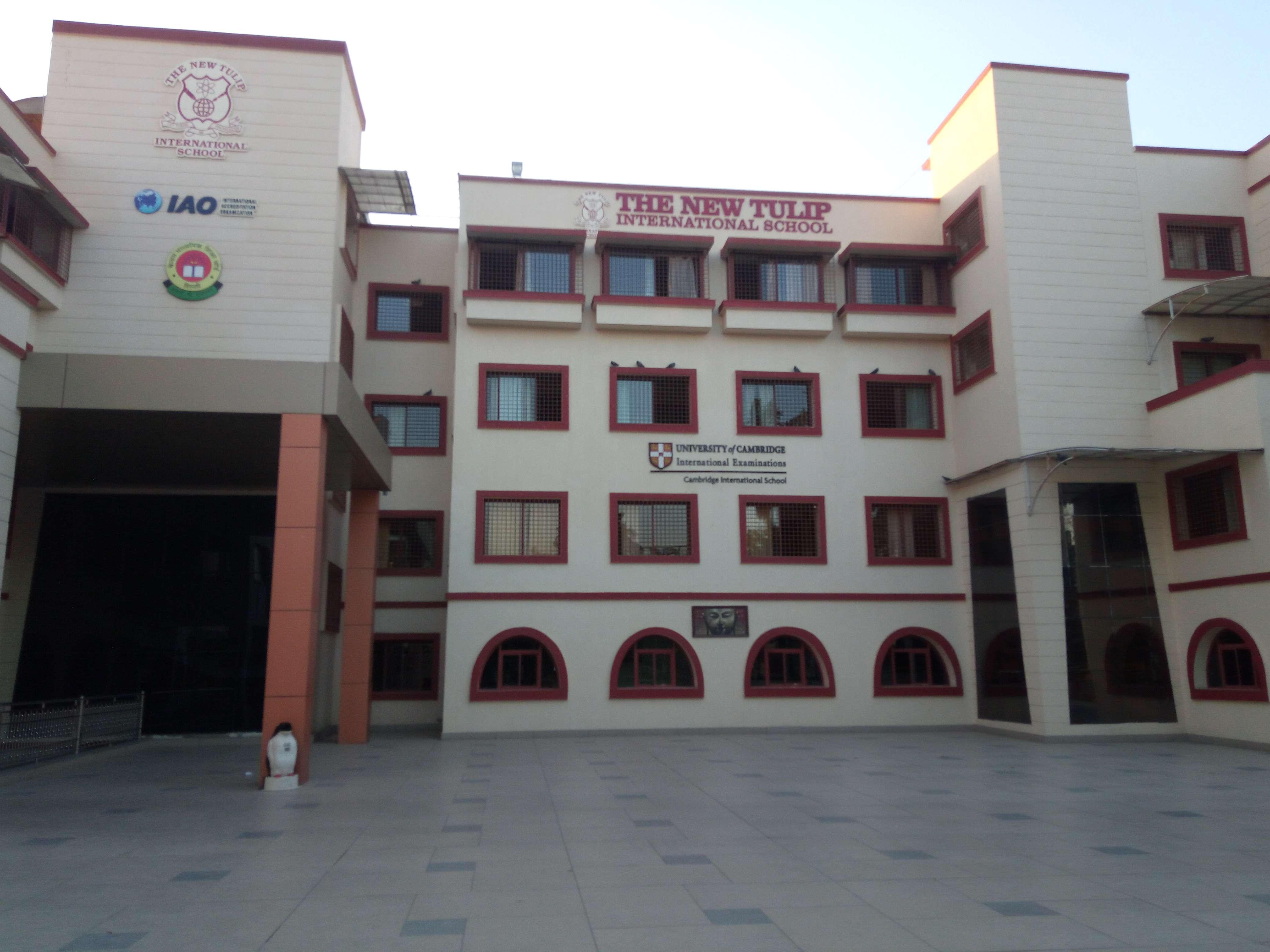 The New Tulip International School Sterling City Bopal Ahmedabad Gujarat 430108