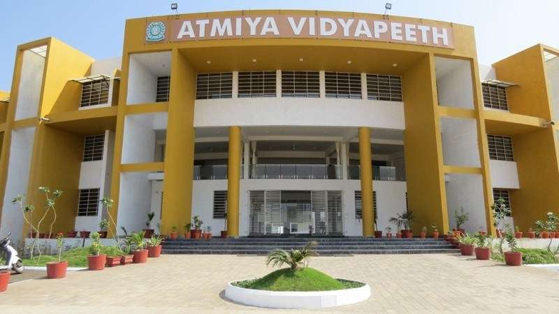 ATMIYA VIDYA PEETH PLOT NO 14 WARD 5 B ADIPUR 430126