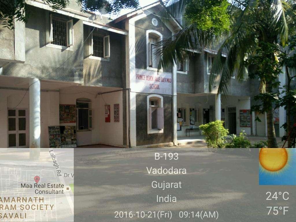 PRINCE ASHOKRAJE GAEKWAD SCHOOL Dhairya Prasad Palace Lalbaug Main Road Manjalpur 430160