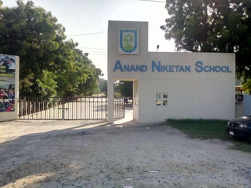 Anand Niketan School Mehsana Anand Niketan School Mehsana Mehsana Unjha Highway Moti Dau Village Dist Mehsana 430168