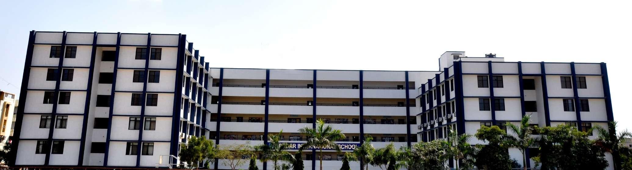 PODAR INTERNATIONAL SCHOOL AHMEDABAD NEAR TRISHALA COMPLEX CROSS ROAD NEW CG ROAD CHANDKHEDA 430163
