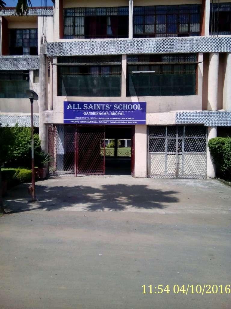 ALL SAINTS SCHOOL IDAG HILLS GANDHI NAGAR BHOPAL MADHYA PRADESH 1030192