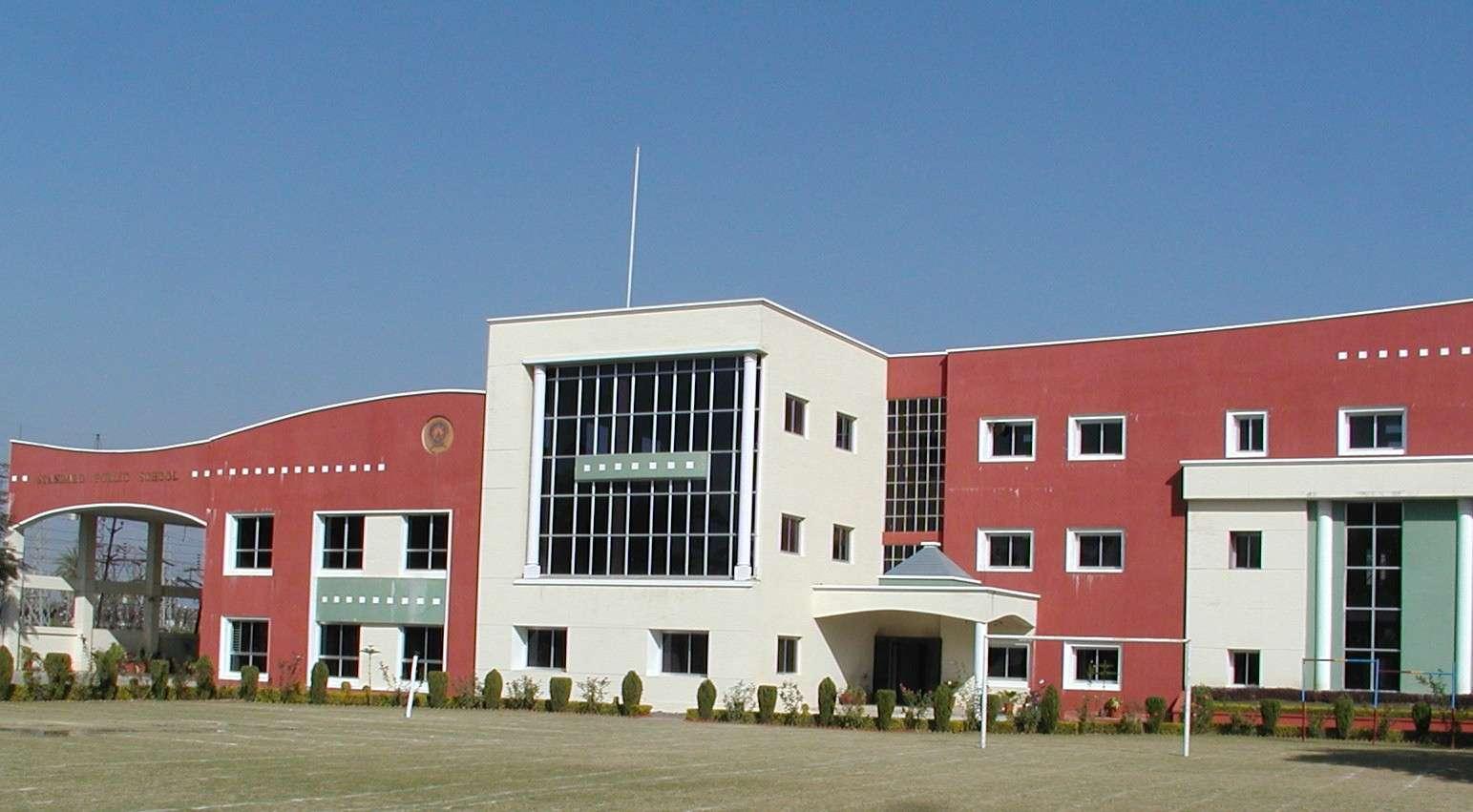 STANDARD PUBLIC SCHOOL KHANDWA ROAD VILLAGE LIMBODI INDORE MADHYA PRADESH 1030198
