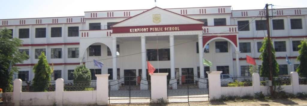 KEMPFORT PUBLIC SCHOOL KWALITY PARADISE NEAR DANISH KUNJ KALAR ROAD BHOPAL MP 1030244