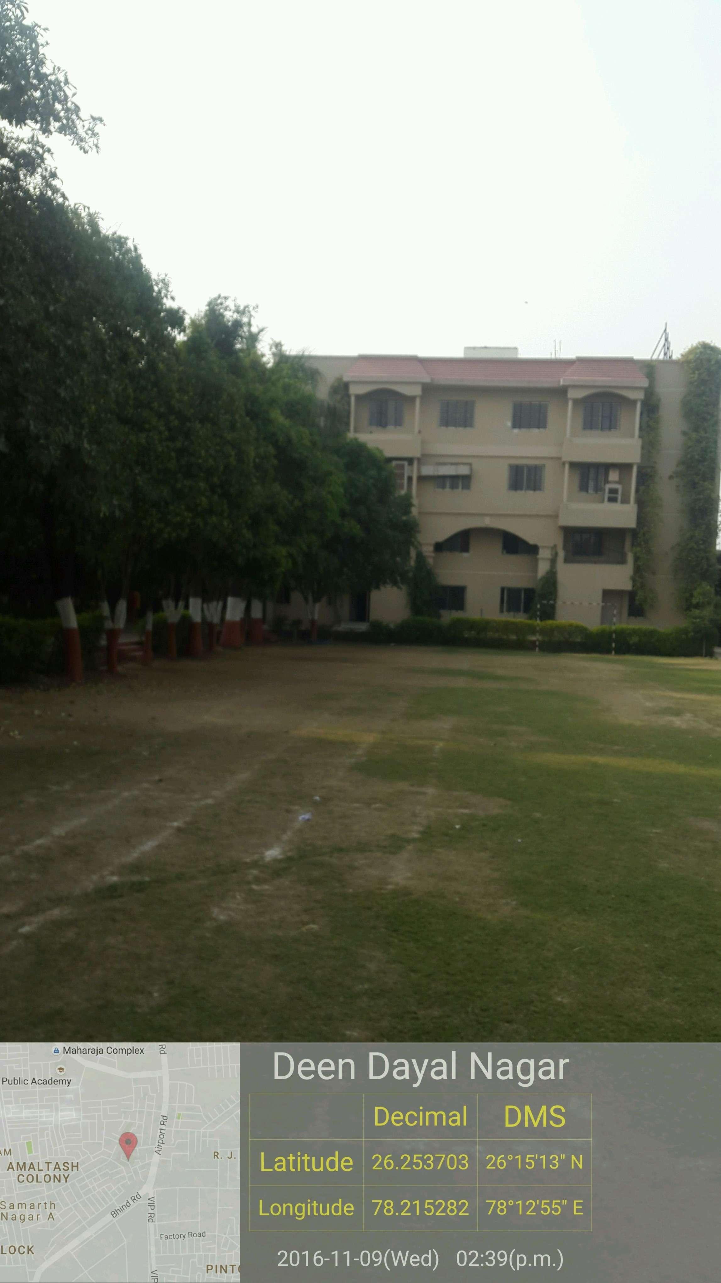 VIDYA BHAVAN PUBLIC SCHOOL KAVI NAGAR NEAR PINTO PARK TIRAHA AIR PORT ROAD MORAR GUWALIOR MP 1030275