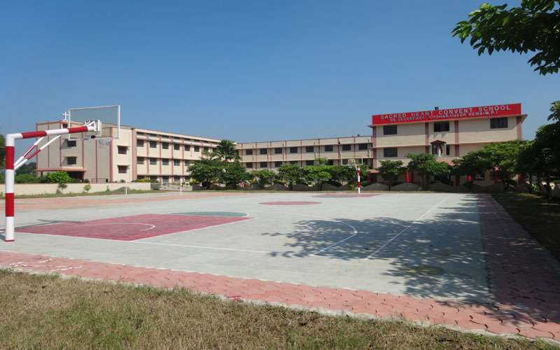 SACRED HEART CONVENT SCHOOL STATION ROAD PODRA HIZUR REWA MP 1030279