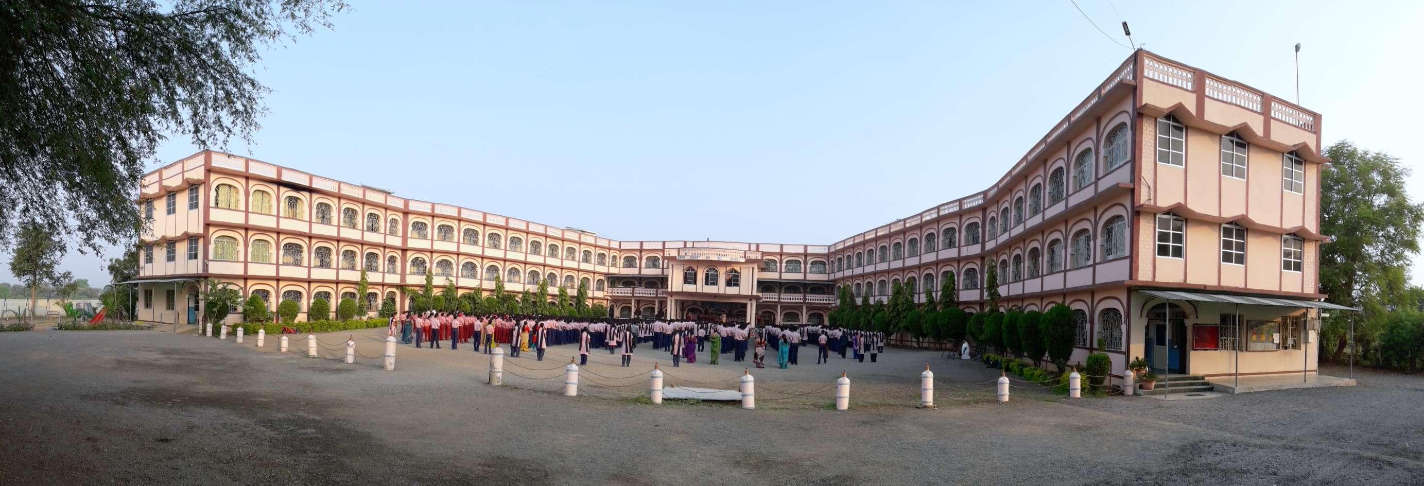 Sophia Convent School Indore Road Khandwa 1030410