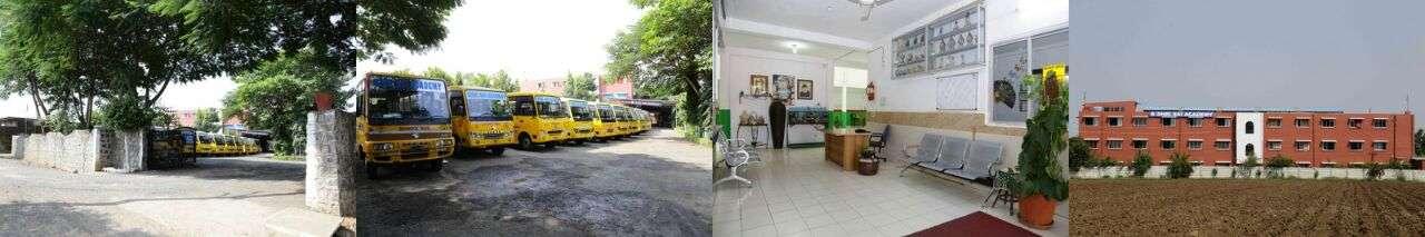 SHRI SAI ACADEMY Dongar Goan A B Road Mhow 1030353