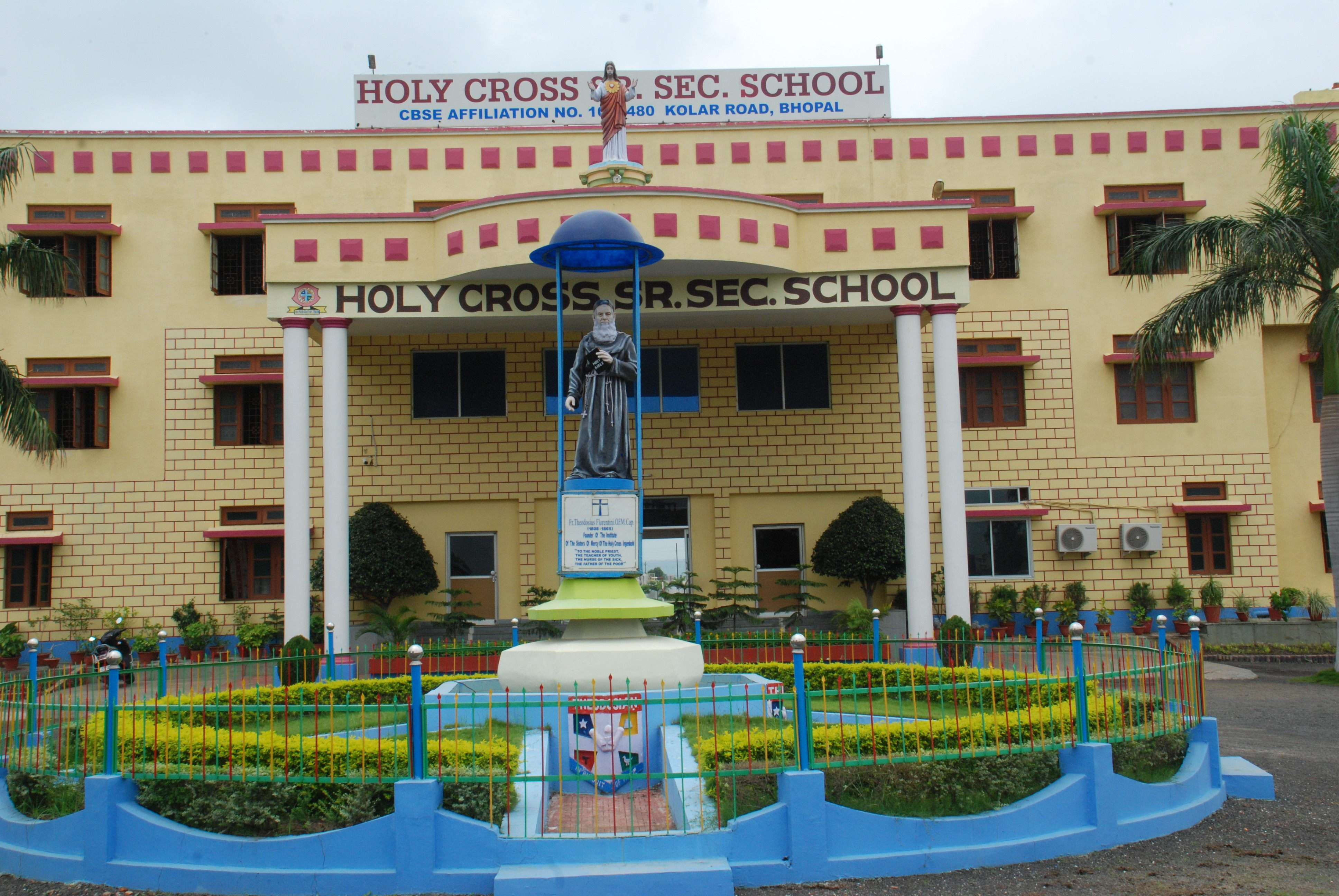 Theodosian Academy Chichli Bairagarh Kolar Road BHOPAL MADHYA PRADESH 1030480
