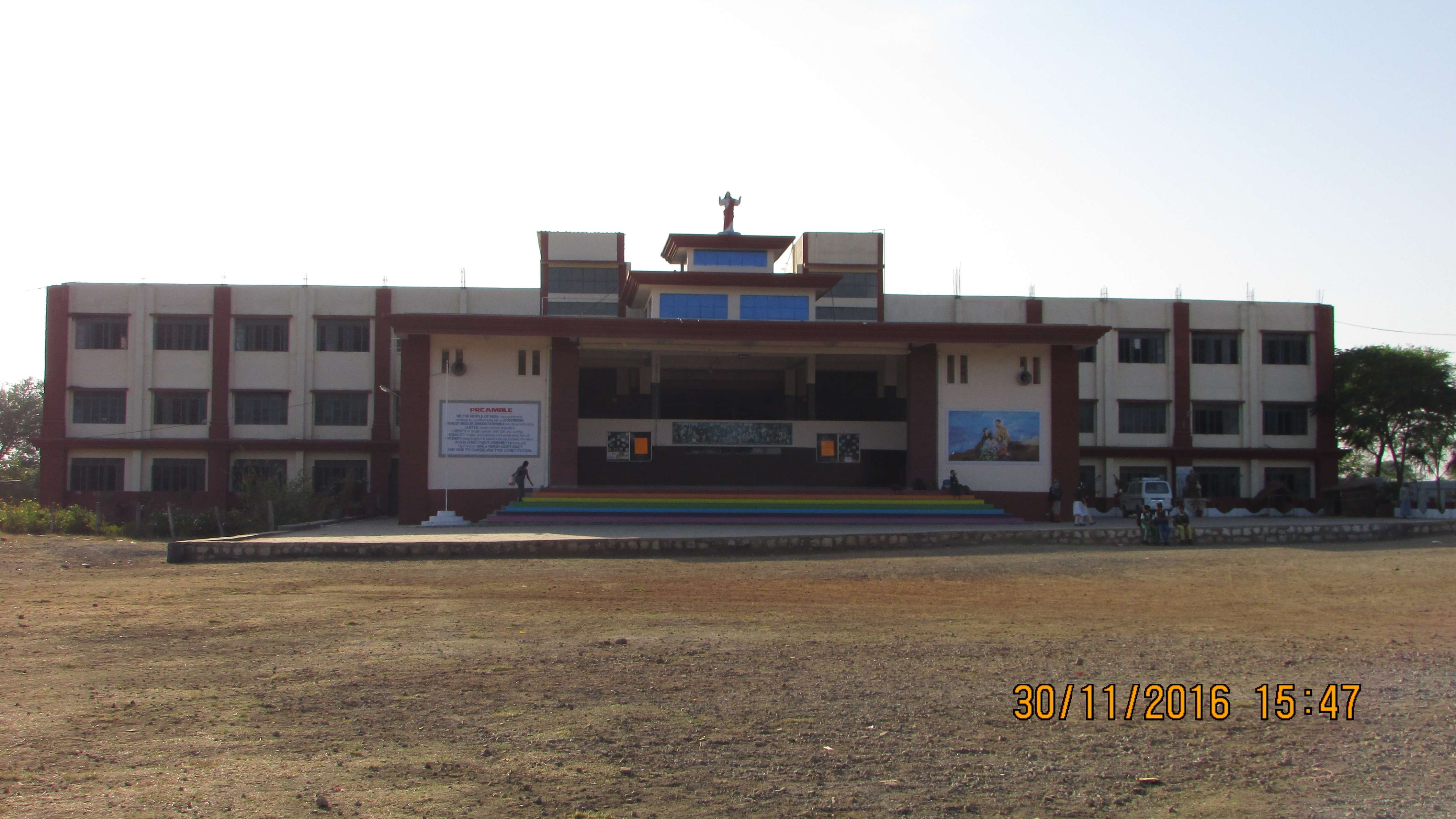 St Francis of assisi School seoni besides state bank of Indore barapathar seoni 1030518