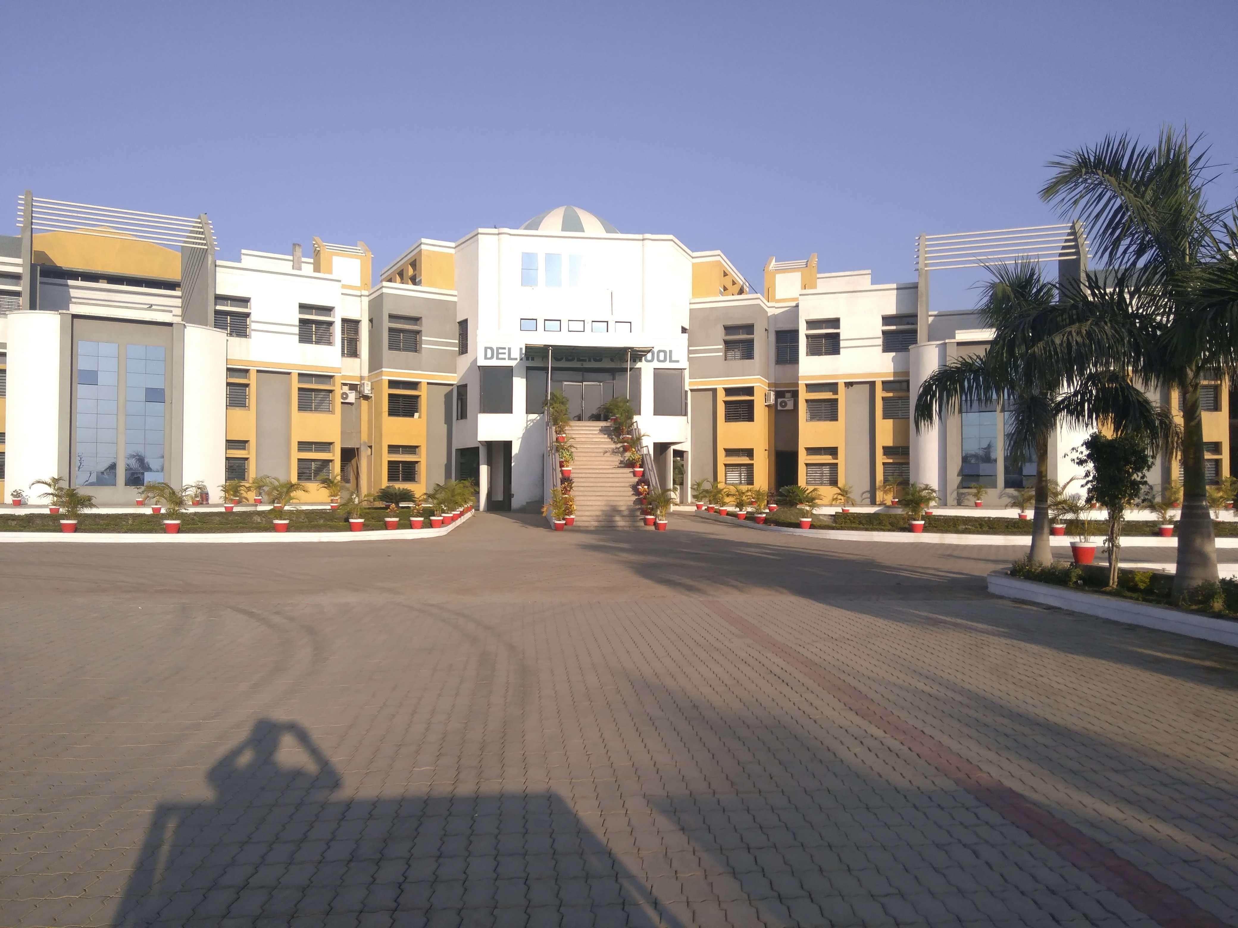 Delhi Public School Jabalpur Bypass Road Chaka Katni M P 1030579