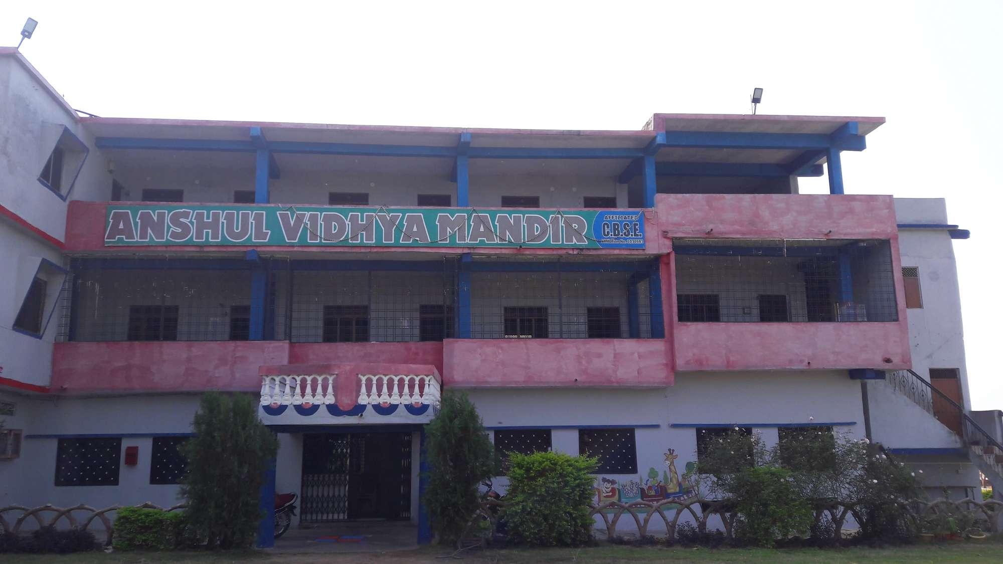 Anshul Vidhya Mandir Vrandavandham Bagh Road Jobat Distt Jhabua 1030593