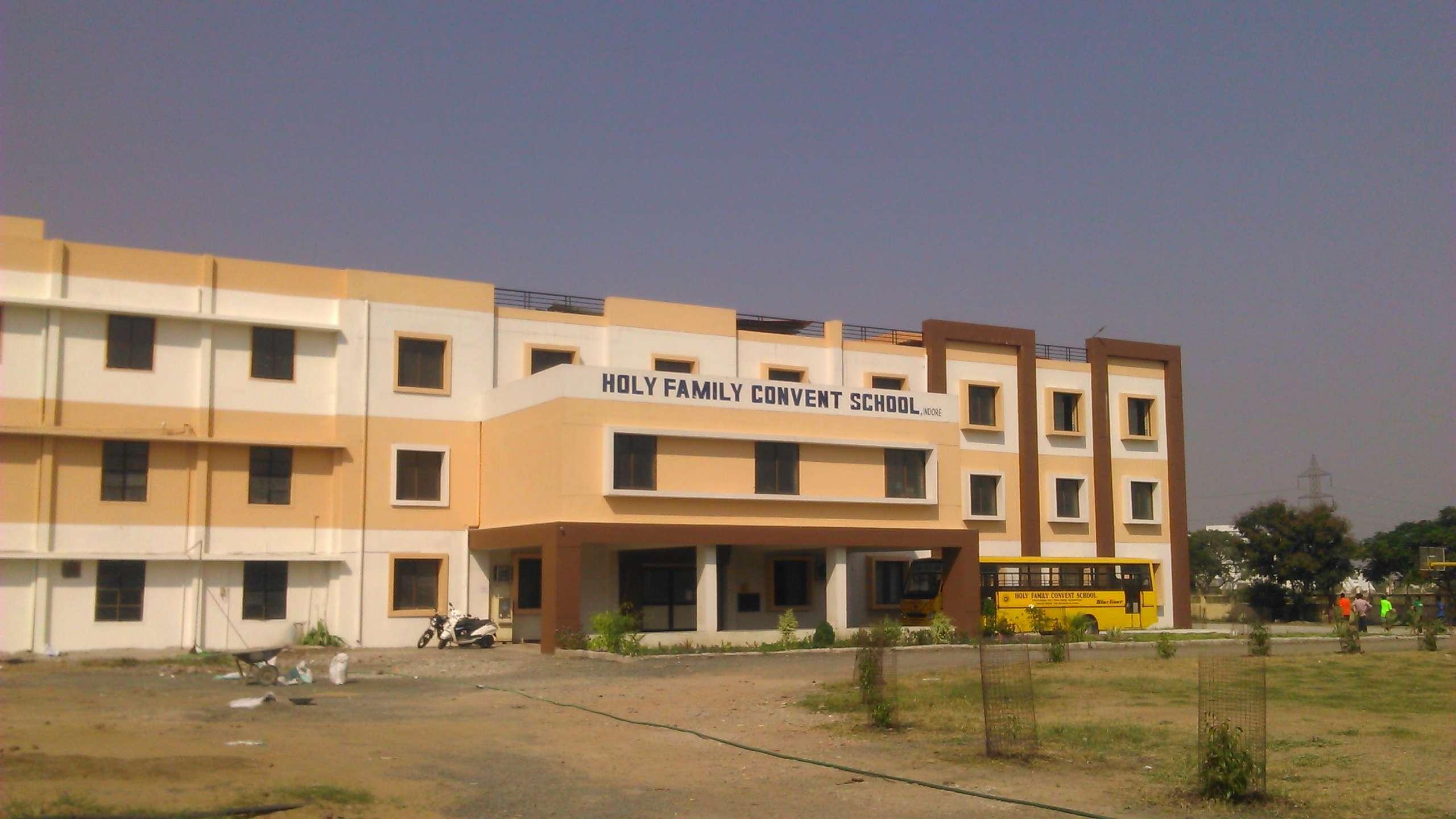 Holy Family Convent School Holy Family Convent School Pipliyakumar Mayakheri Road P O Vijaynagar Indore 452 010 1030626