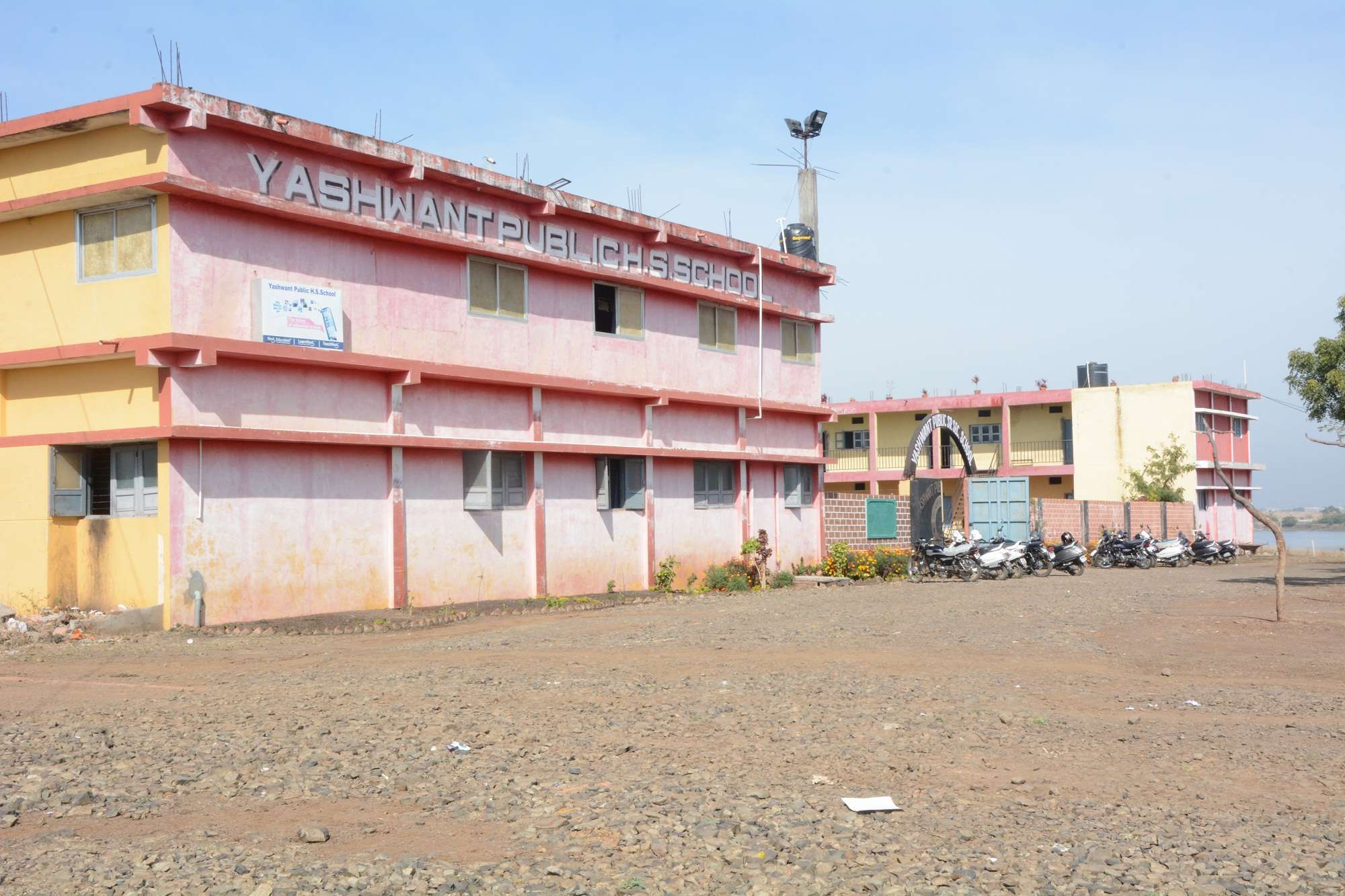 Yashwant Public School MHOW South Shanti Nagar Mhowgaon MHOW 1030627