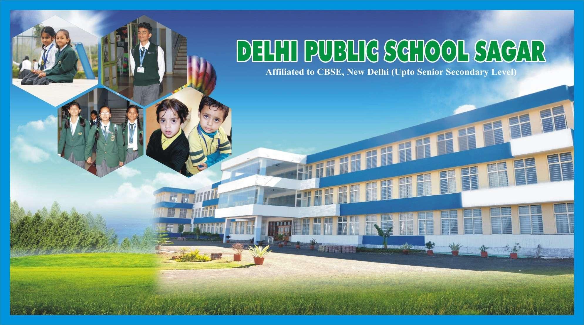 Delhi Public School Sagar Delhi Public School Sagar Bina Road Village Pathariya Hat Ahead of Haryali Bazar 1030635