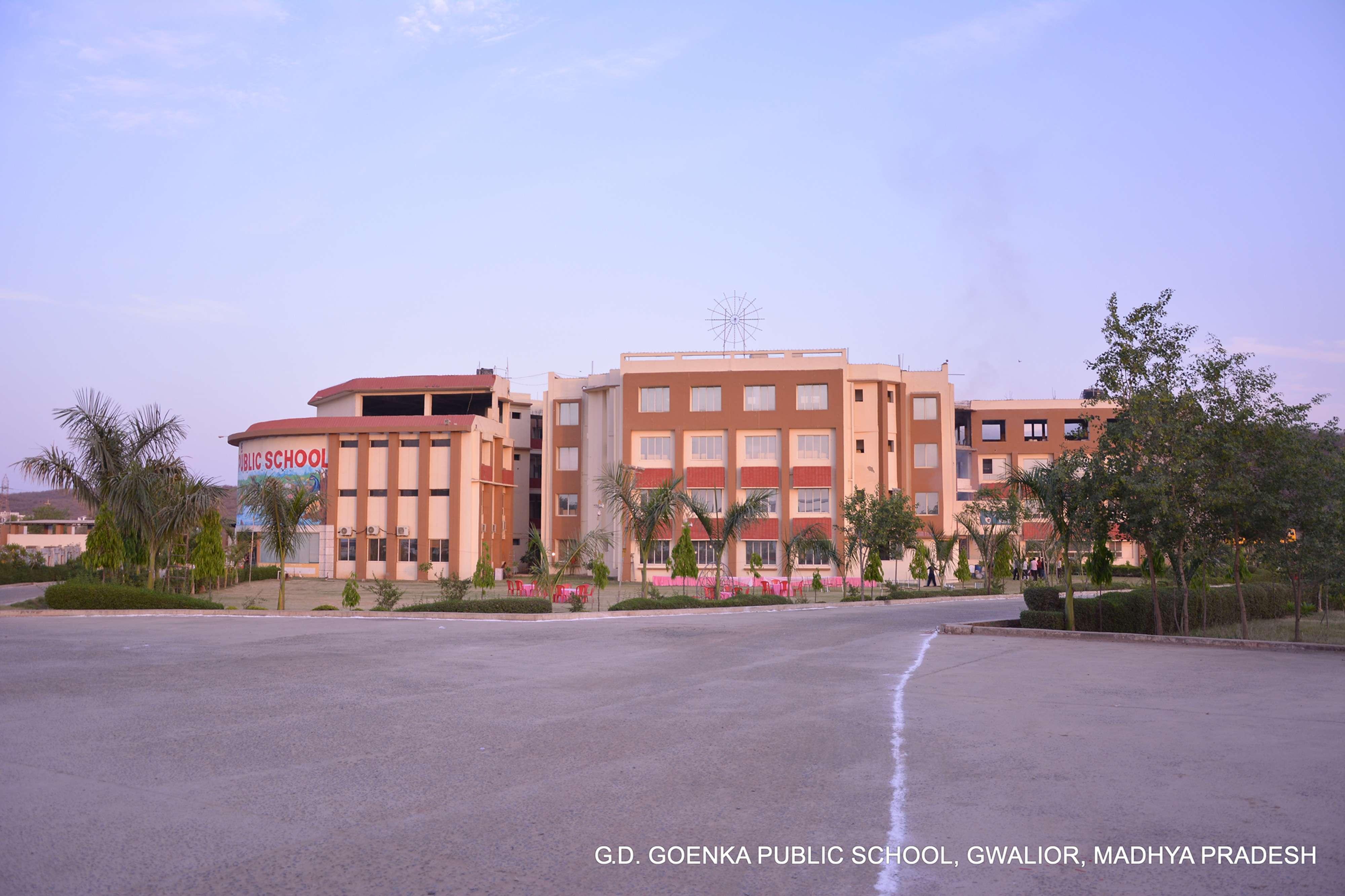 G D Goenka Public School Gwalior Shivpuri Link Road Gwalior 1030638