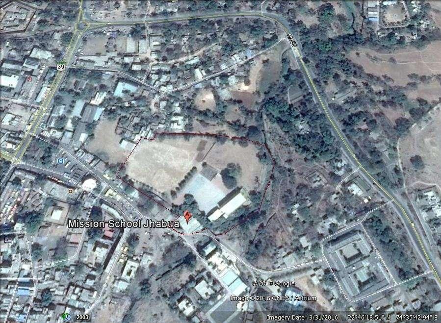 NEW CATHOLIC MISSION SCHOOL JHABUA JHABUA MADHYA PRADESH 1030698