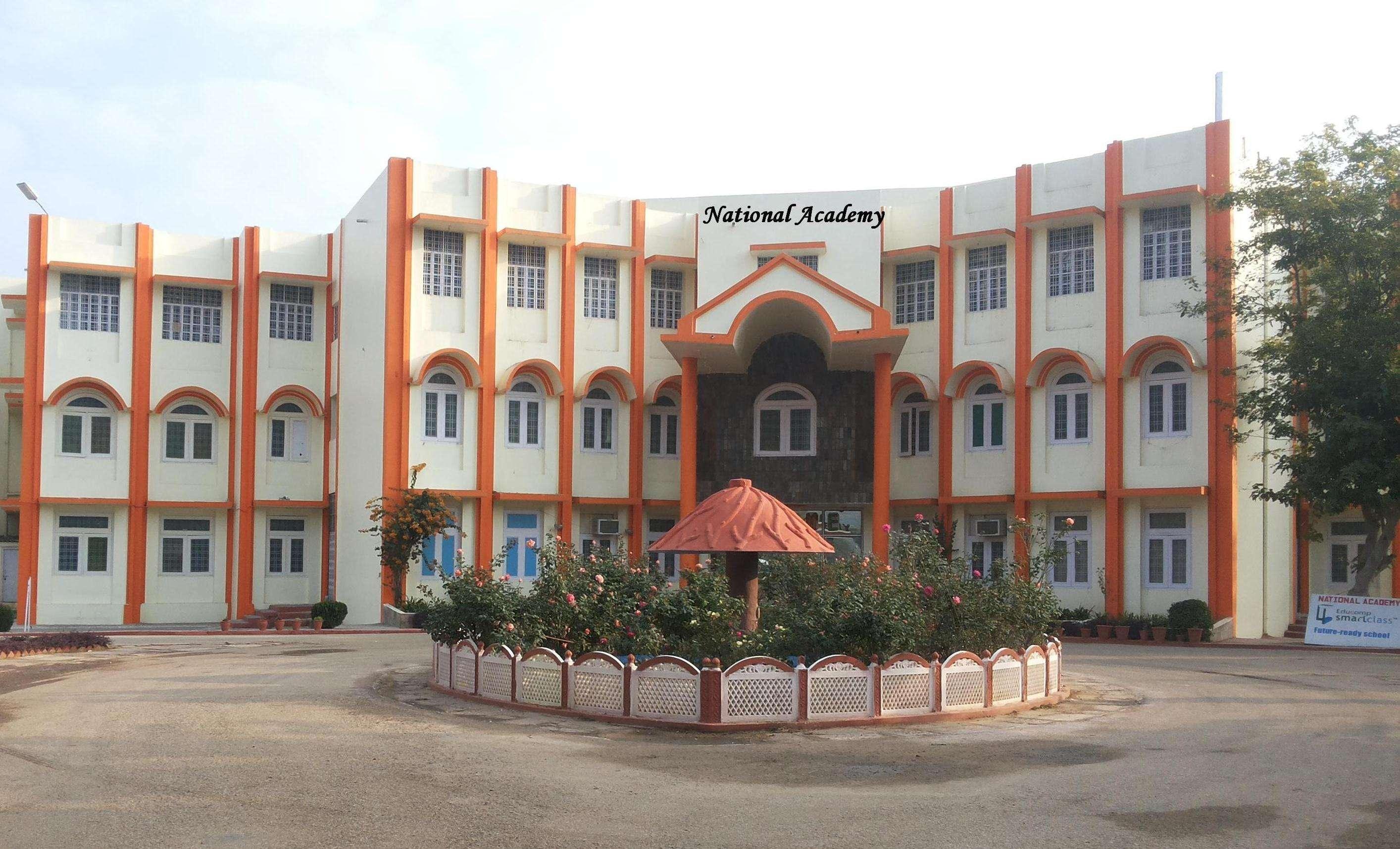 NATIONAL ACADEMY DAY BOARDING ENG MEDIUM SCHOOL VIJAY MANDIR ROAD 8 KM VIA DHOLI DHUP ALWAR RAJASTHAN 1730180