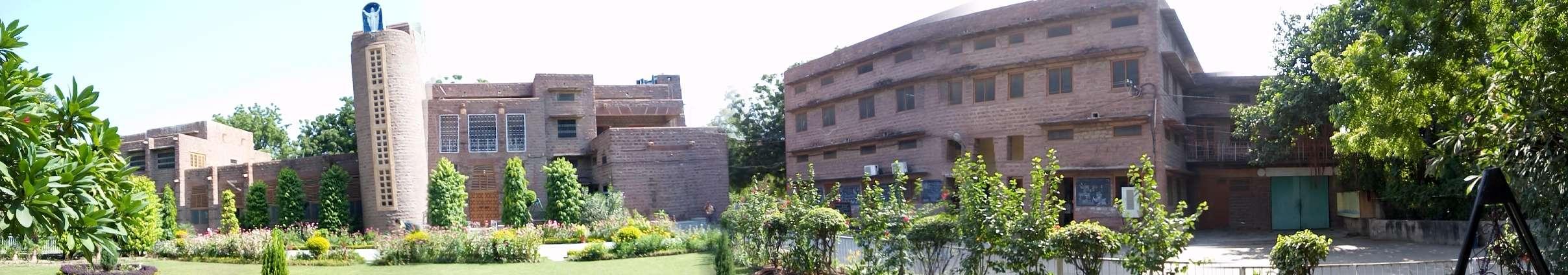 SAINT PATRICK S VIDYA BHAWAN SR SEC SCHOOL NEAR RAILWAY STADIUM JODHPUR RAJASTHAN 1730218