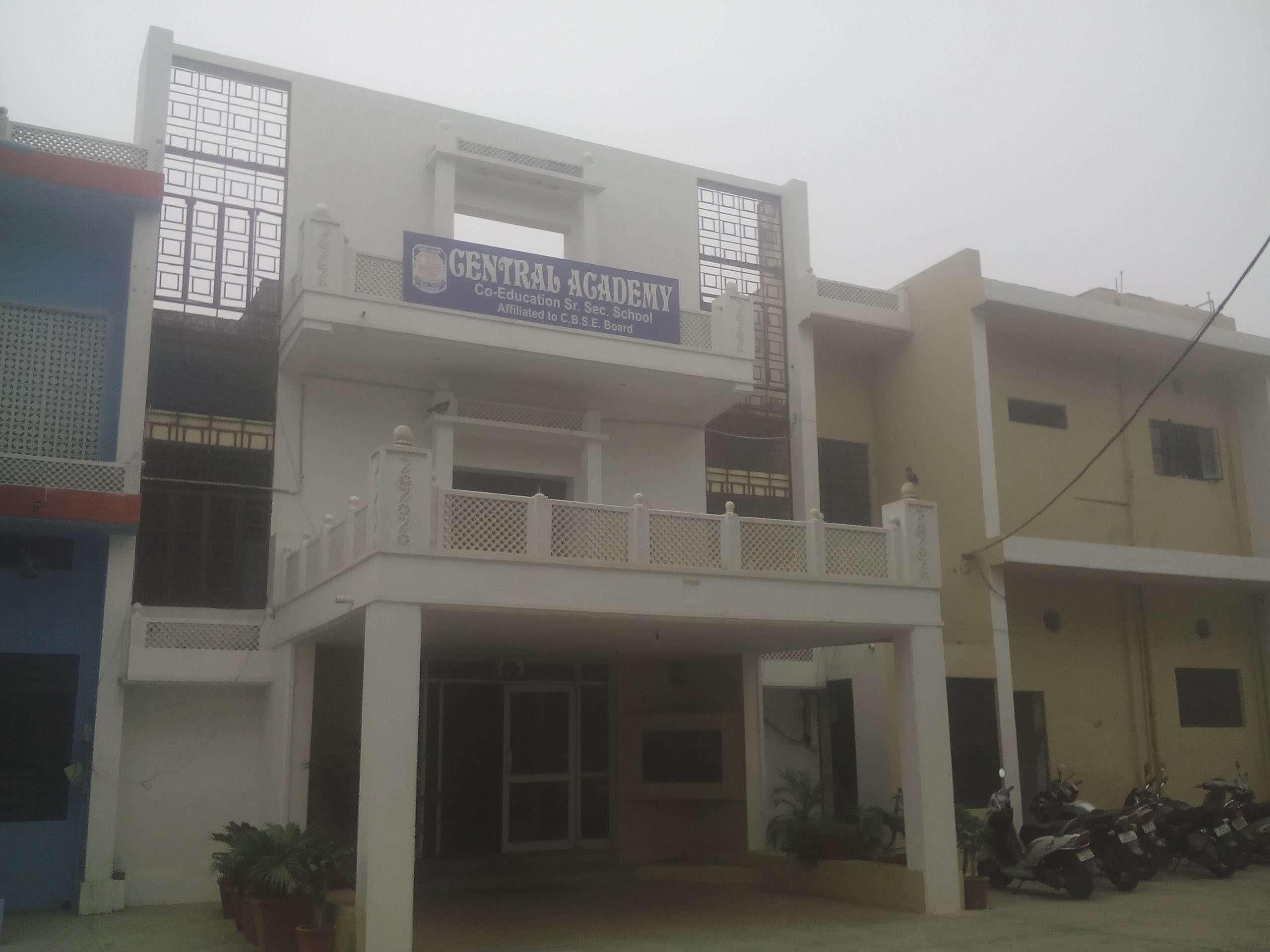 CENTRAL ACADEMY SR SEC SCHOOL GANDHI NAGAR ALWAR RAJASTHAN 1730238