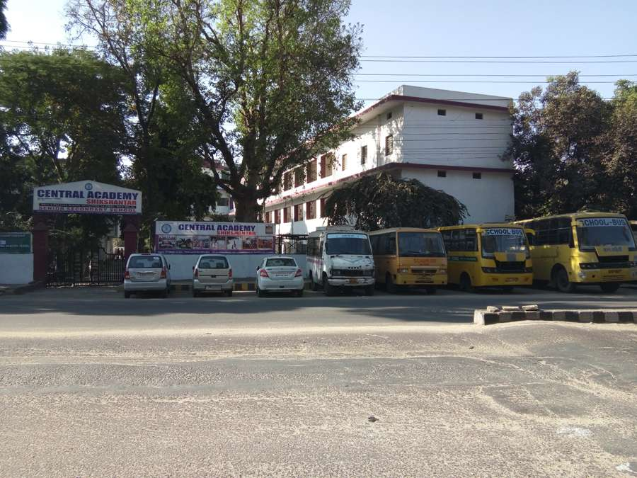 CENTRAL ACADEMY SCHOOL POLICE LINE ROAD KOTA RAJASTHAN - The