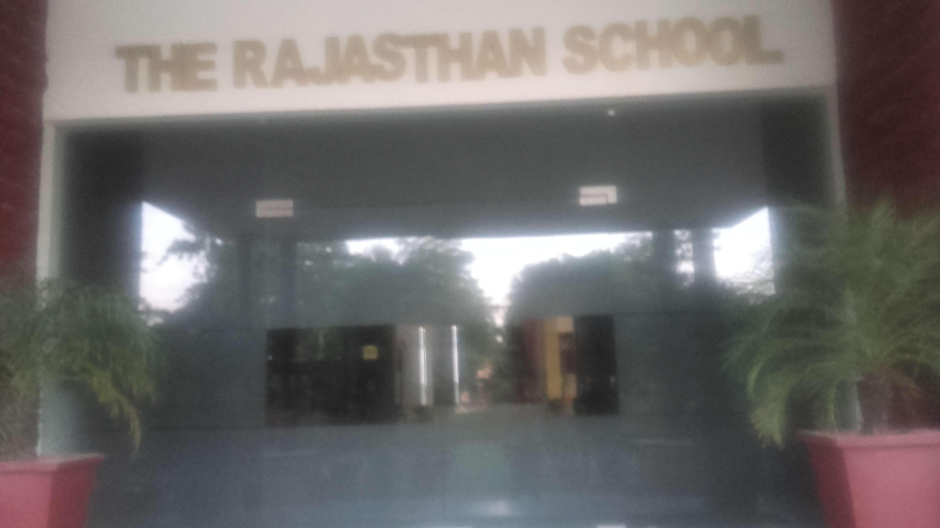 THE RAJASTHAN SCHOOL NH 8 KOTPUTLI DISTT JAIPUR RAJASTHAN 1730293