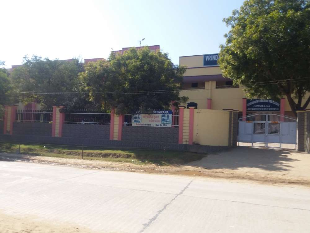 Vrindavan International Public School Near Bawari Neemrana Behror Distt Alwar Rajasthan 1730346