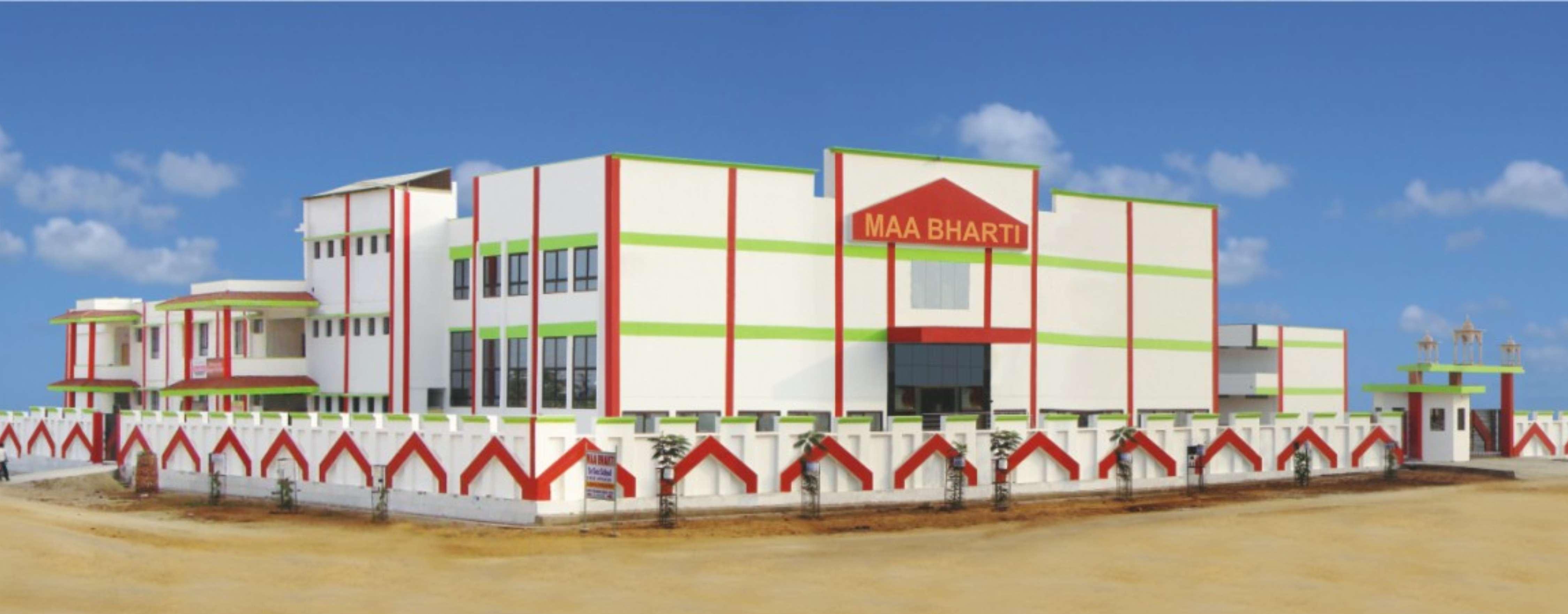 MAA BHARATI SENIOR SECONDARY SCHOOL 4-C-16, TALWANDI, KOTA - The