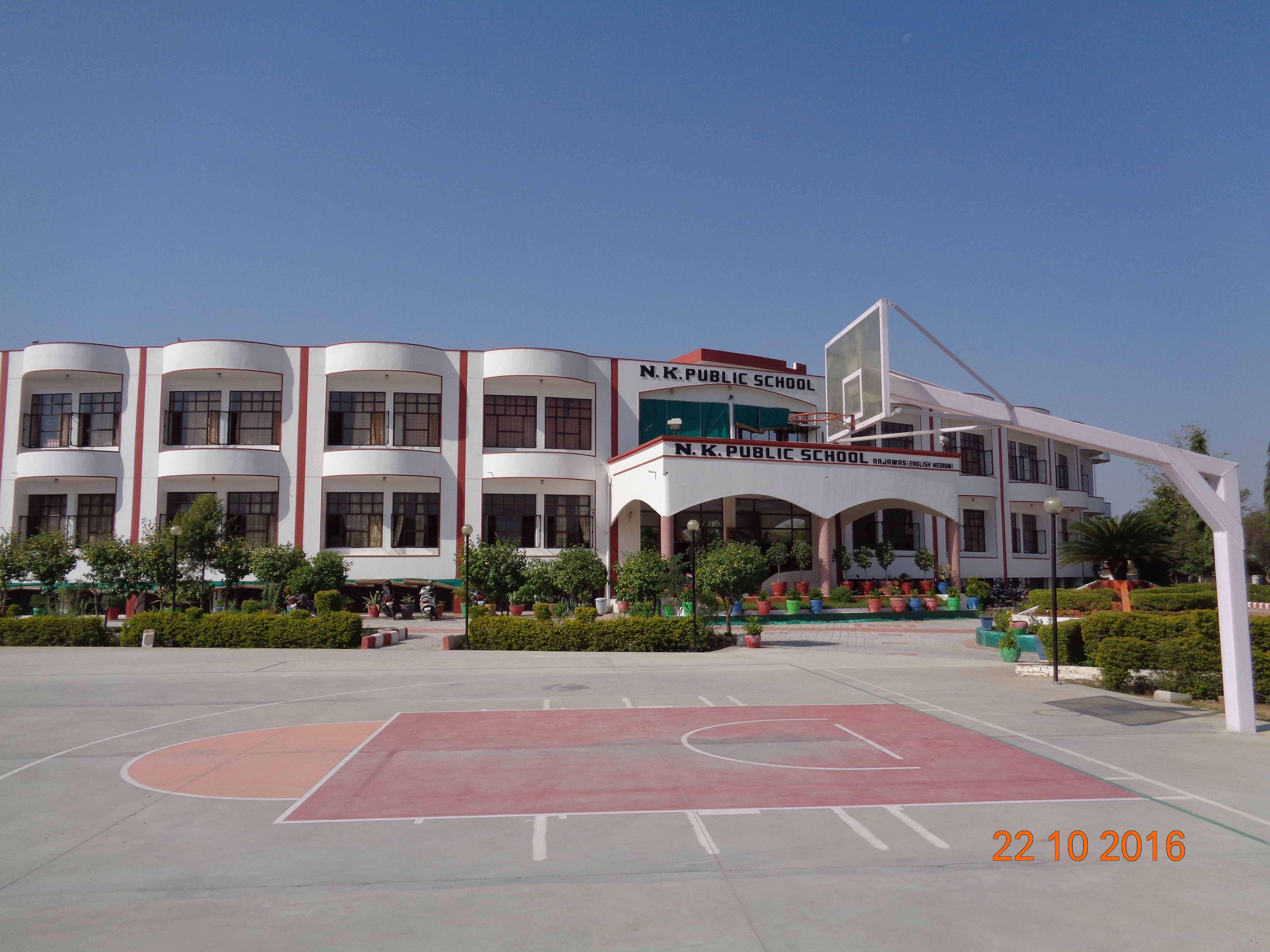 N K Public School Rajawas Sikar Road Jaipur 1730406