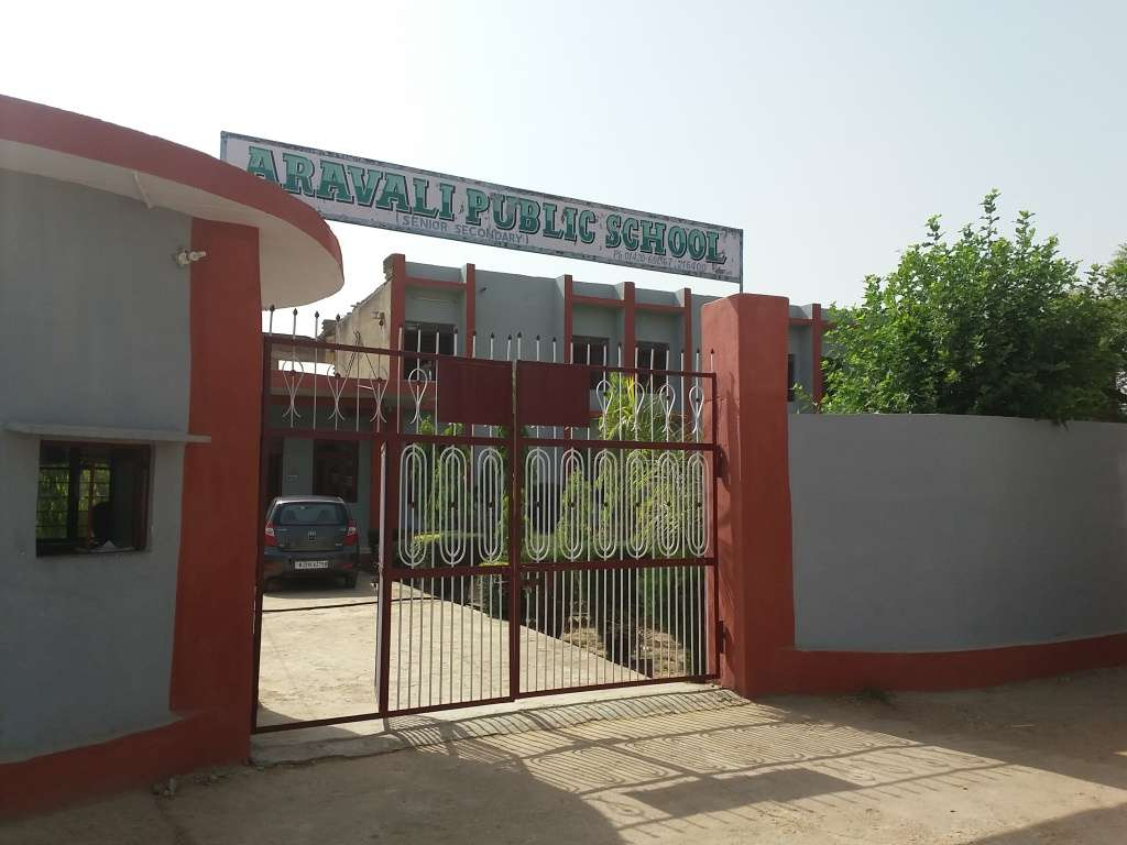 Aravali Public School Aravali Paublic School Badiyal Khurd Bandikui RAJ 1730448
