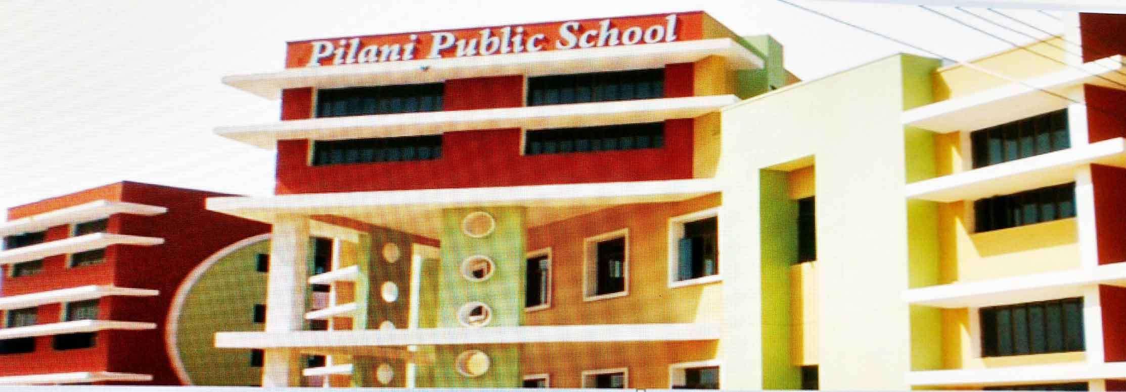 Pilani Public School Pilani Public School,Pilani-Chirawa-Jaipur Road