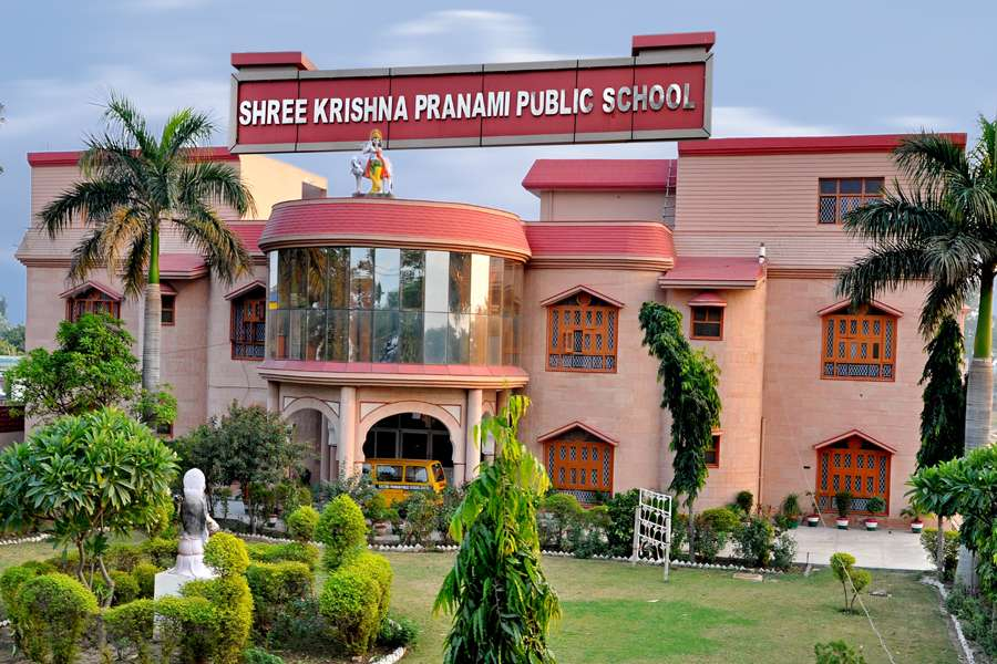 SHREE KRISHNA PRANAMI PUB SCHOOL G T ROAD HANSI HARYANA 530383