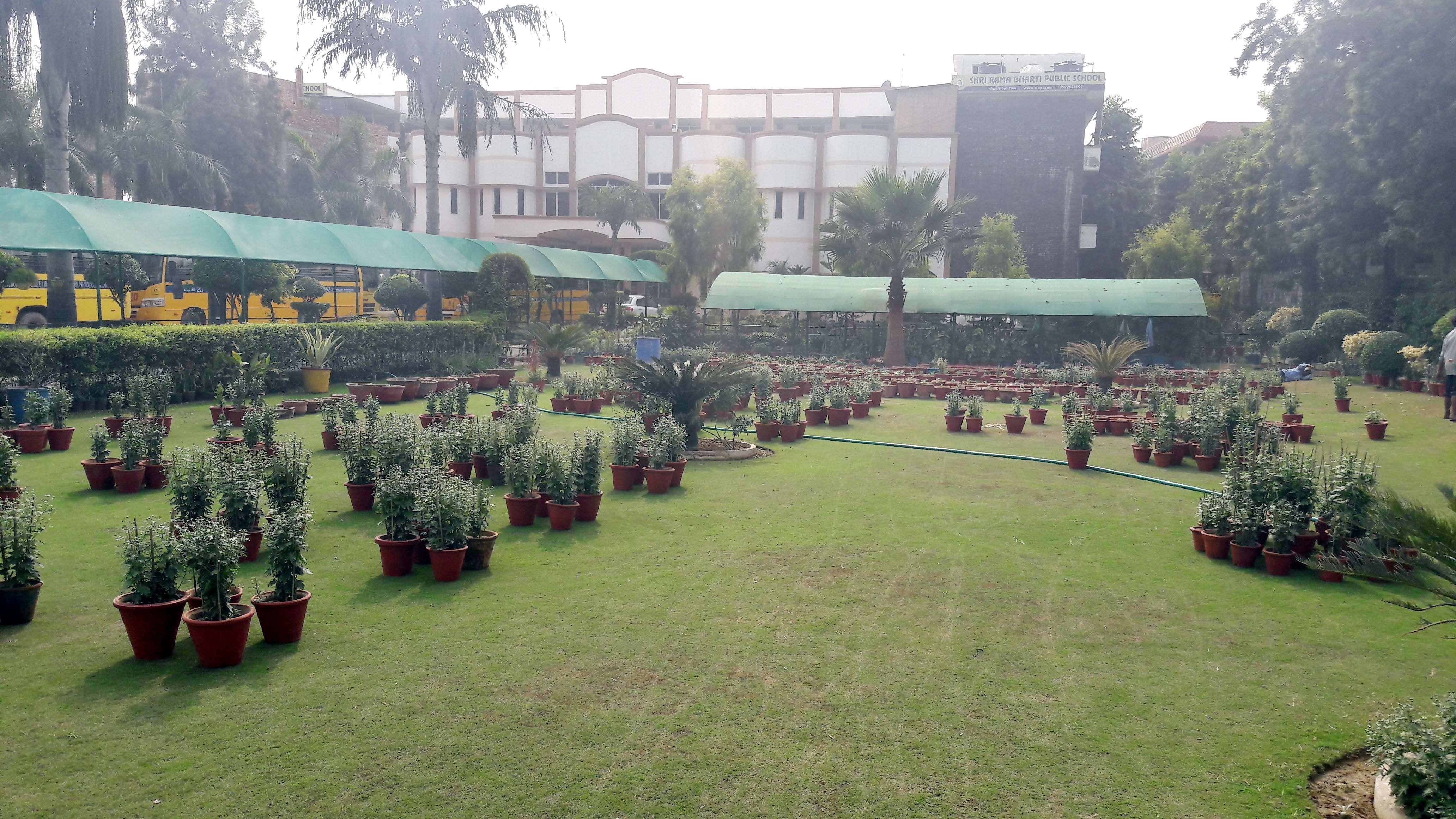 SHRI RAMA BHARTI HIGH SCHOOL NEAR SAINIK NAGAR SECTOR 6 BAHADURGARH HARYANA 530447