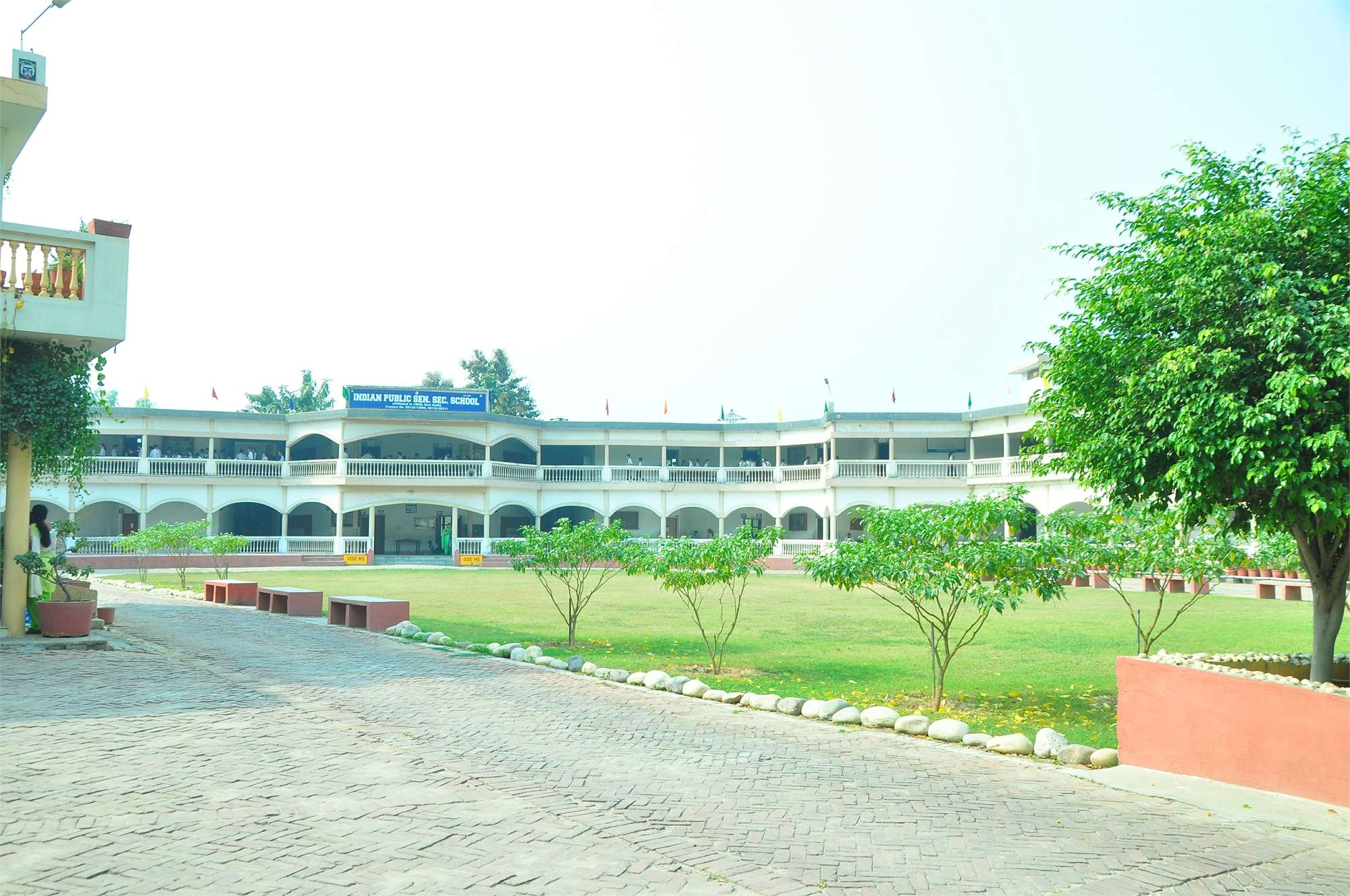 INDIAN PUBLIC SCHOOL VILL GHESPUR PO RADAUR DISTT YAMUNA NAGAR HARYANA 530466