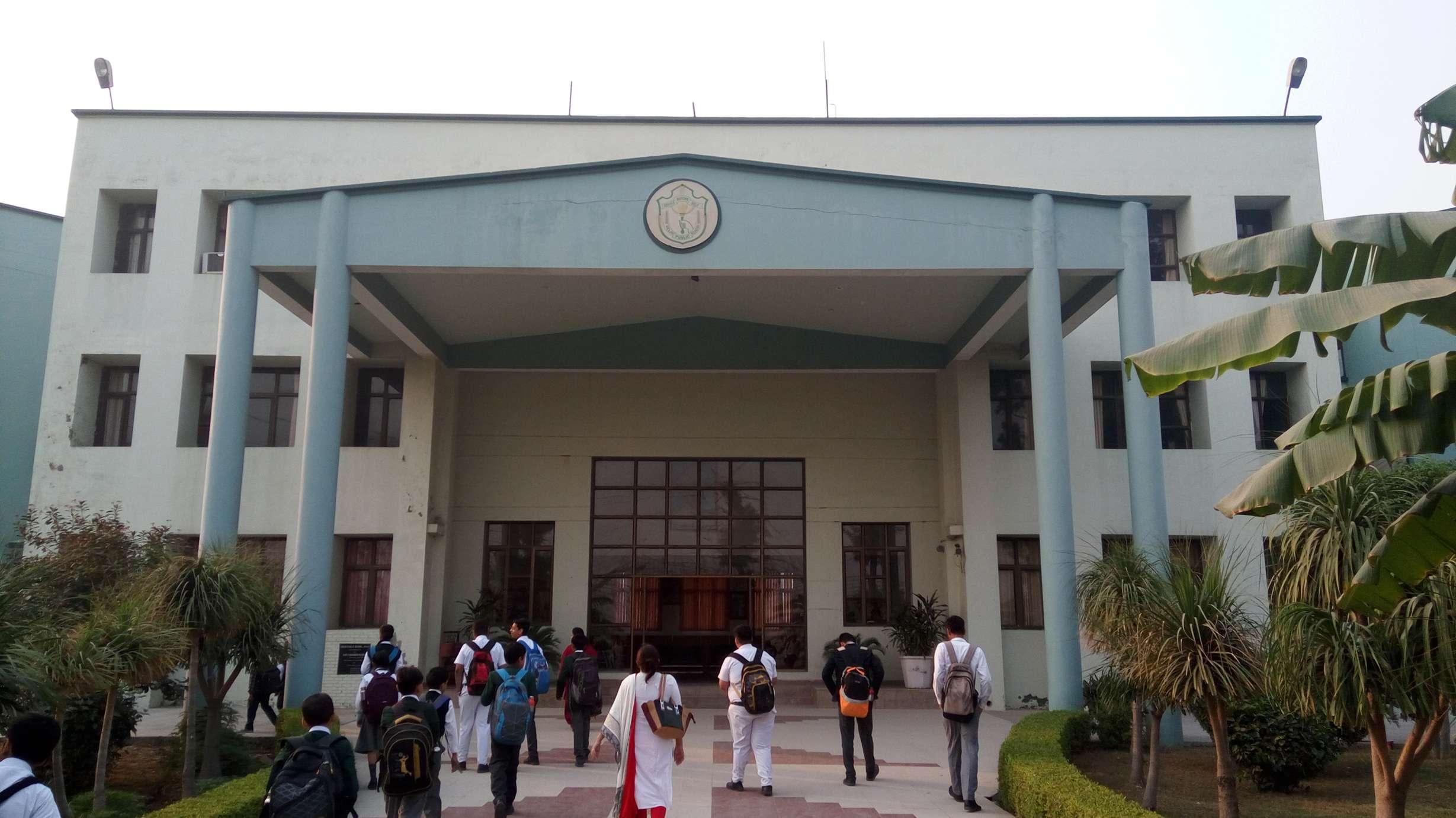 DELHI PUBLIC SCHOOL DELHI HISAR HIGHWAY OPP POWER GRID CORPN PO MAYAR HISAR HARYANA 530483